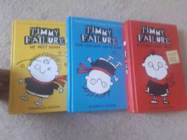 'Timmy Failure' Book collection
