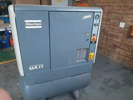 GX11KW Atlas Copco screw compressor