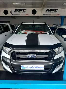 Ford ranger 3.2 Tdci Wildtrack Auto Double cab