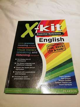 X-kit English essential reference guide