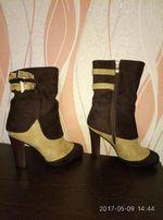 Женские весенне-осенние ботинки