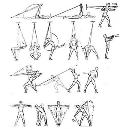 Жгут (шнур) эспандер. Борцовская резина. Тренажер лыжника. Для бокса. Киев - изображение 6