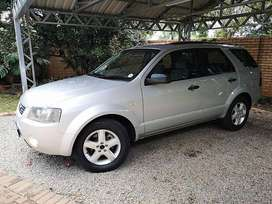 2006 Ford Territory 4.0 TX RWD 7 seater automatic