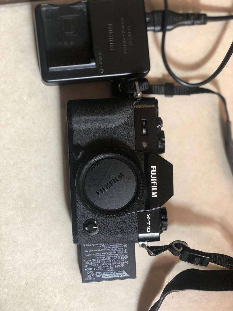 FujiFilm X-T10 Camera body for sale (Without Lens) 0