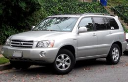 Toyota Highlander 2008 (разборка)
