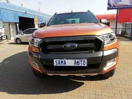 Ford Ranger 3.2 4x4 Wildtrack auto