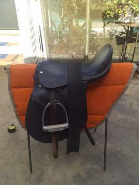 Fully Fitted GP Saddle For Sale