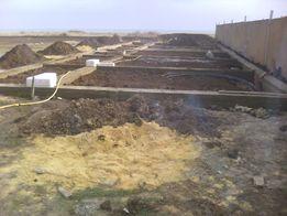 выполняем все виды сроительных работ бетонные работы,кладка кирпича.