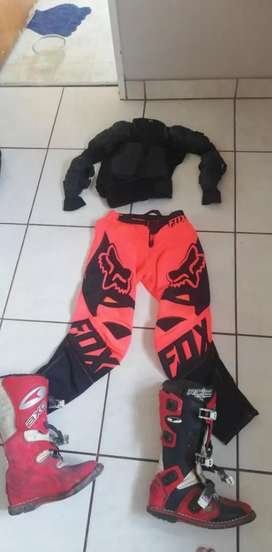 Off road bike kit
