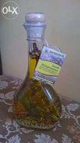 Подарочная бутылка с оливковым маслом