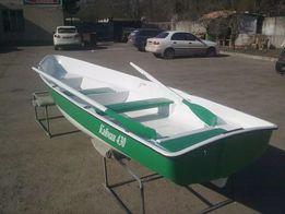 продам лодки. кайман 430, лодка пластиковая от производителя