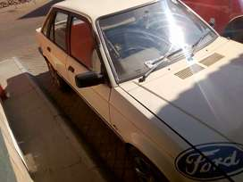 Selling my ford escort