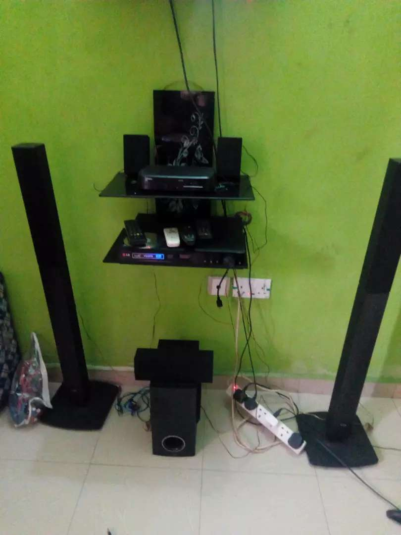 LG home theater 0