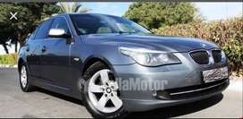 Automatic BMW 525i sport, year 2008. Full service history from BMW
