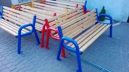 Ławka parkowa ogrodowa miejska Alicja z ATEST do 200