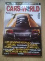 katalog ,książka wszystko o samochodach +płyta