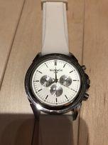 Sprzedam biały silikonowy pasek 22mm, do paska dokładam zegarek unisex