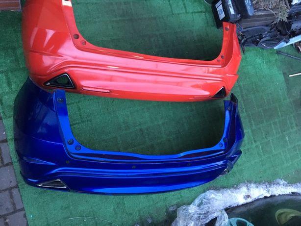 Honda Civic VIII Ufo 06-11 Zderzak Tył Wieliczka - image 1