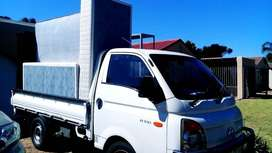 Bakkie/van for hire from R150