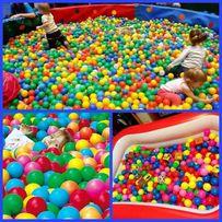 Шарики(Мячики)для сухого бассейна 1,50грн-1шт