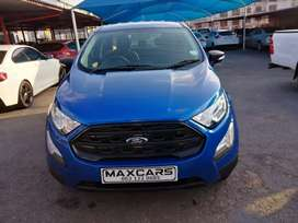 2019 ford ecosport 1.5 tdci ambiente, manual
