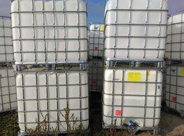 Zbiornik 1000L , zbiorniki , mauser z dostawą do domu