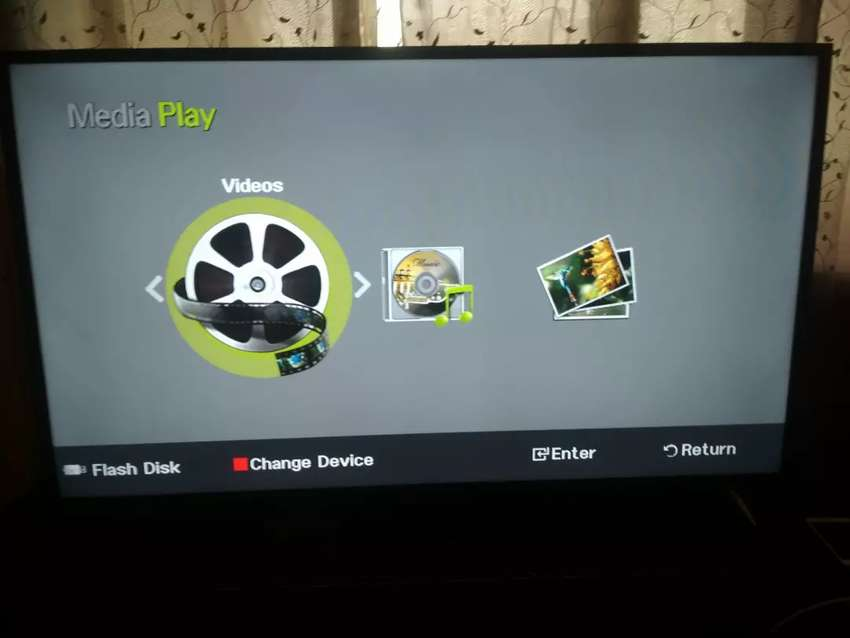 Samsung 46inch led full hd with remote 0