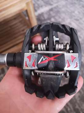 Time Mx Roc Pedals