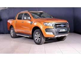 2019 Ford Ranger 3.2TDCi Double Cab 4x4 Wildtrak Auto For Sale