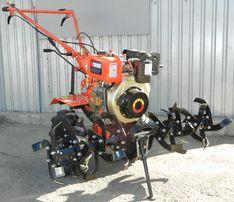 Мотоблок дизельный Zubr HT-105 (XA-31) 6 л.с.