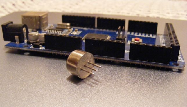 Датчик радиации для дозиметров, спектрометров, Ардуино. (микротоковый) Киев - изображение 1