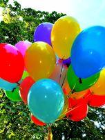 Шары воздушные(гелиевые шарики цифры звезды сердца конфетти) Доставка