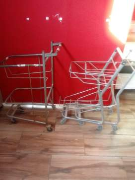 Basket trolleys for sale