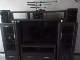 """58"""" ultra HD smart tv new and a new sony hifi to swap"""