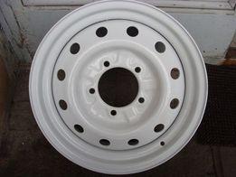 Диск колесный УАЗ 452, 469 R15х6,0 белый (пр-во КрКЗ)