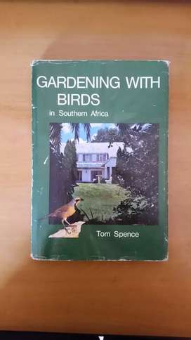 Gardening with Birds in SA