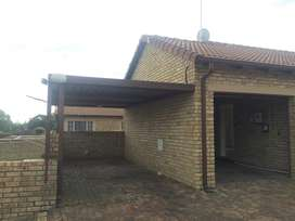 Townhouse for sale in sasolburg