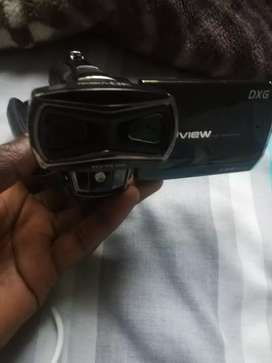 DXG 3D VIEW FULL HD CAMCORDER