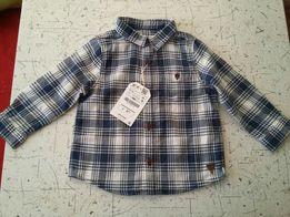 Сорочка рубашка ZARA