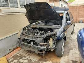 Ford Fiesta TDCI Stripping For Parts