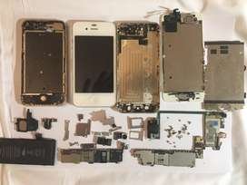 iPhone and iPod touch parts
