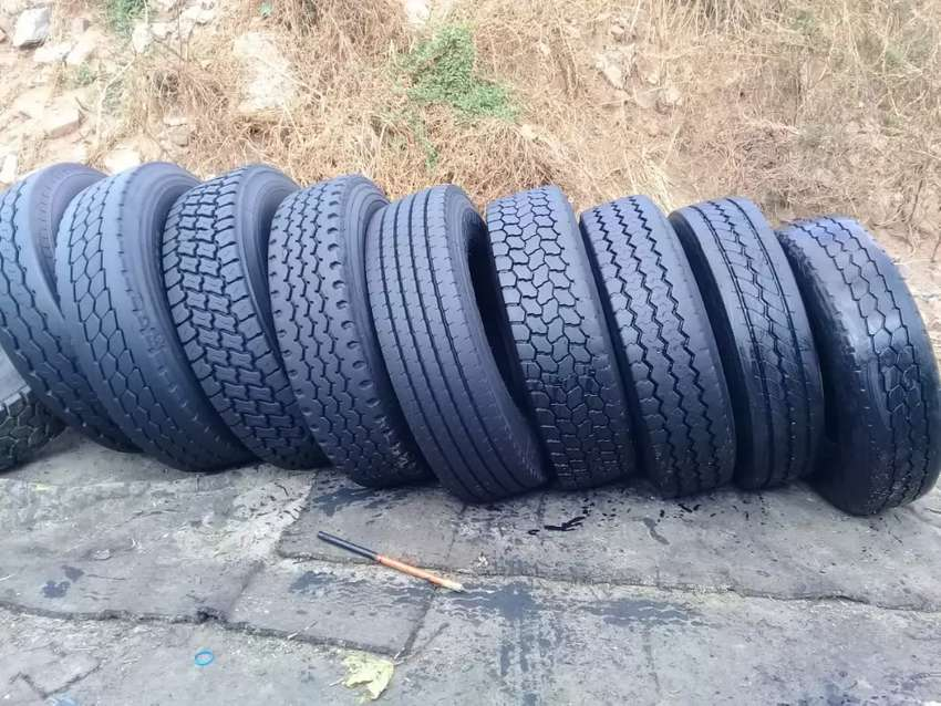 Truck Tyres For Sale In Boksburg call Mark 0