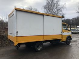 Будка контейнер буда для грузовика