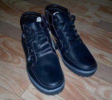 Ботинки, зимние, тёплые. Молния-Шнурки. Новые