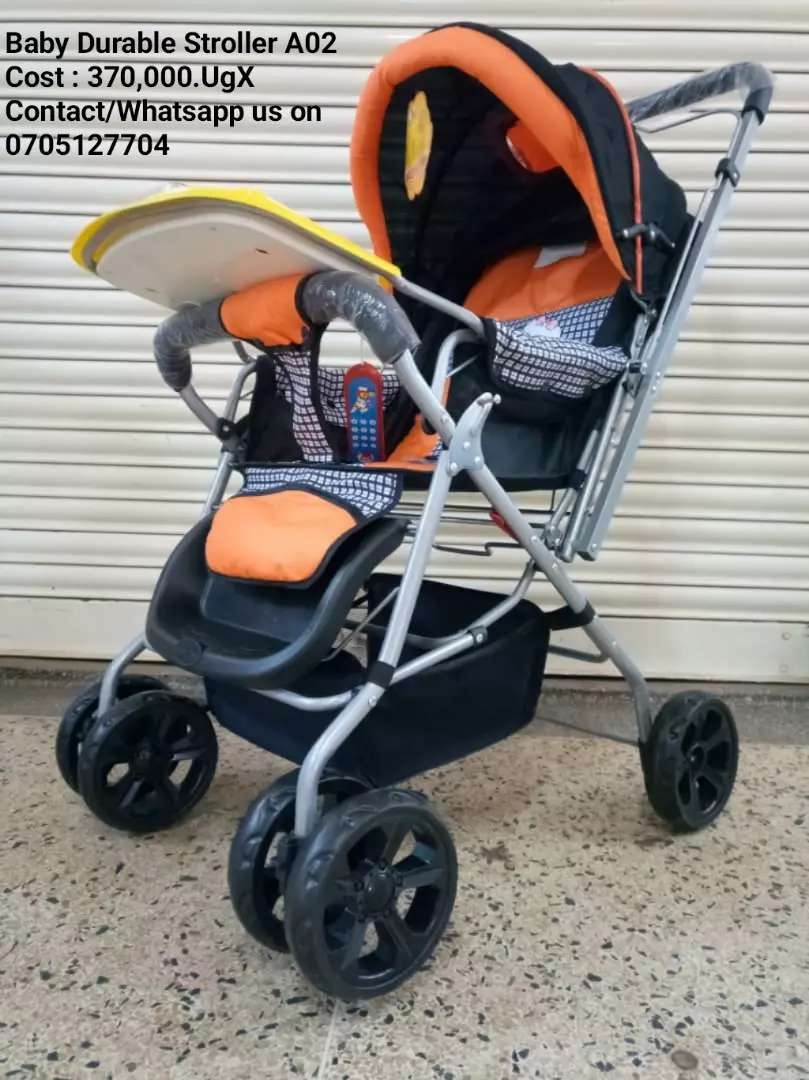Baby Durable Stroller 0