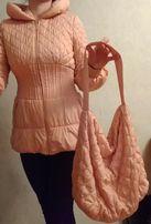Демисезонная куртка + сумка