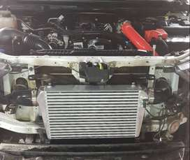 Ford Ranger PX intercooler kit