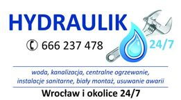 24h/7 - Tani Hydraulik Wrocław - Gaz