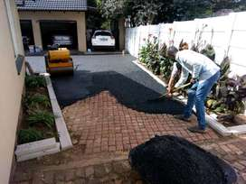 TAR LAYING SERVICES