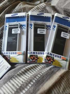 Samsung Note 4 3200mah replacement battery only